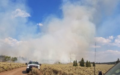 Russell Fire Info and News