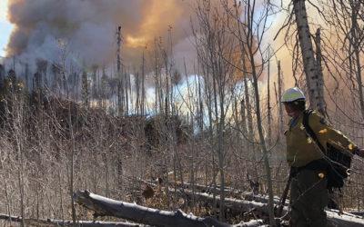 Cow Creek Fire Update 10/16/19 7pm