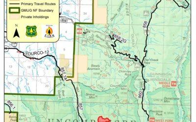Cow Creek Fire Update 10/17/19 1pm