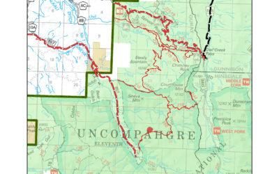Cow Creek Fire Closure Order Update 10/17/19 10:30am