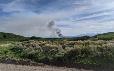 6/4/20 Blue Creek Fire Update