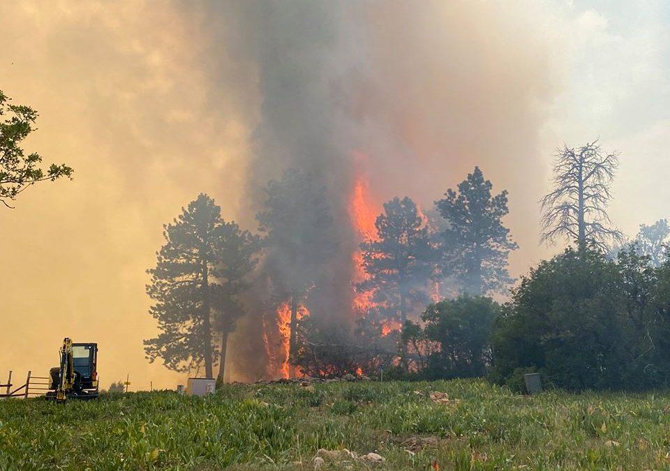 Green Meadows Fire