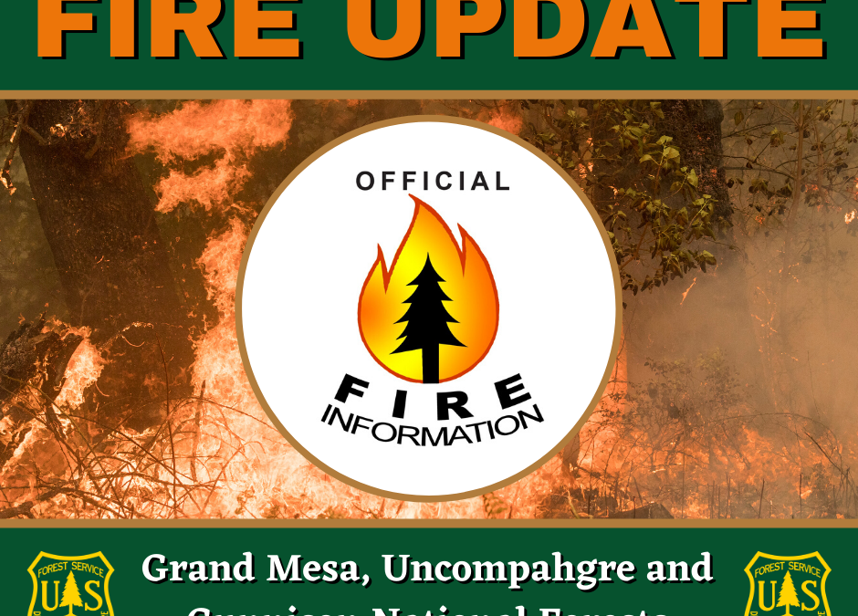 GMUG Lifts Fire Restrictions